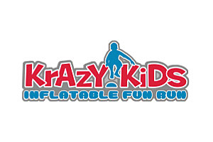 Krazy Kids Inflatable Fun Run